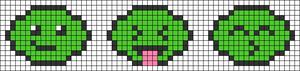 Alpha pattern #26532 variation #17899