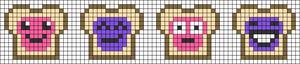 Alpha pattern #26504 variation #17900