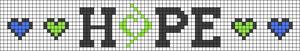 Alpha pattern #29820 variation #18001