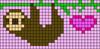Alpha pattern #24594 variation #18078