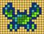 Alpha pattern #18678 variation #18085