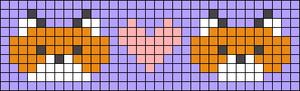 Alpha pattern #27411 variation #18144