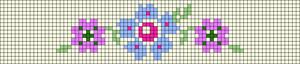 Alpha pattern #20956 variation #18151