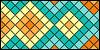 Normal pattern #17297 variation #18257