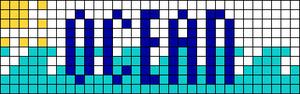 Alpha pattern #10369 variation #18323