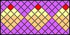 Normal pattern #17435 variation #18456