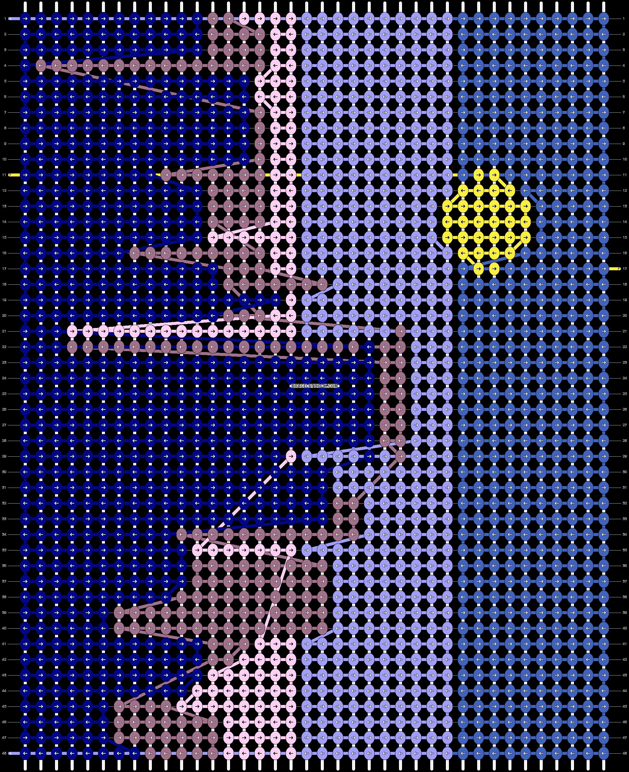 Alpha pattern #30055 variation #18514 pattern