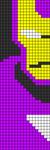 Alpha pattern #7626 variation #18536