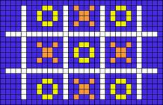 Alpha pattern #29799 variation #18579