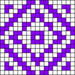 Alpha pattern #29963 variation #18581