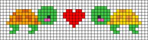 Alpha pattern #29267 variation #18645