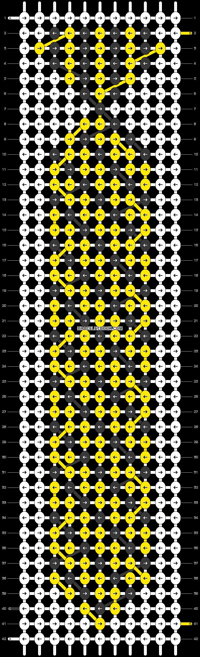 Alpha pattern #30331 variation #18660 pattern