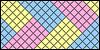 Normal pattern #1273 variation #18702