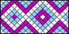 Normal pattern #18056 variation #18772