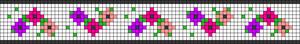 Alpha pattern #28239 variation #18785