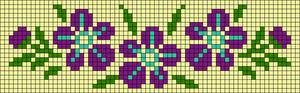 Alpha pattern #10346 variation #18812