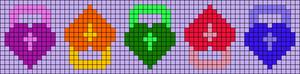 Alpha pattern #30354 variation #18861