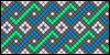 Normal pattern #14702 variation #18895