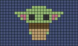 Alpha pattern #30496 variation #18897