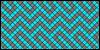 Normal pattern #5807 variation #18961