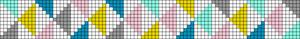 Alpha pattern #28232 variation #19005