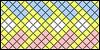 Normal pattern #8896 variation #19038
