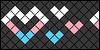 Normal pattern #7437 variation #19093