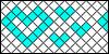 Normal pattern #30643 variation #19116