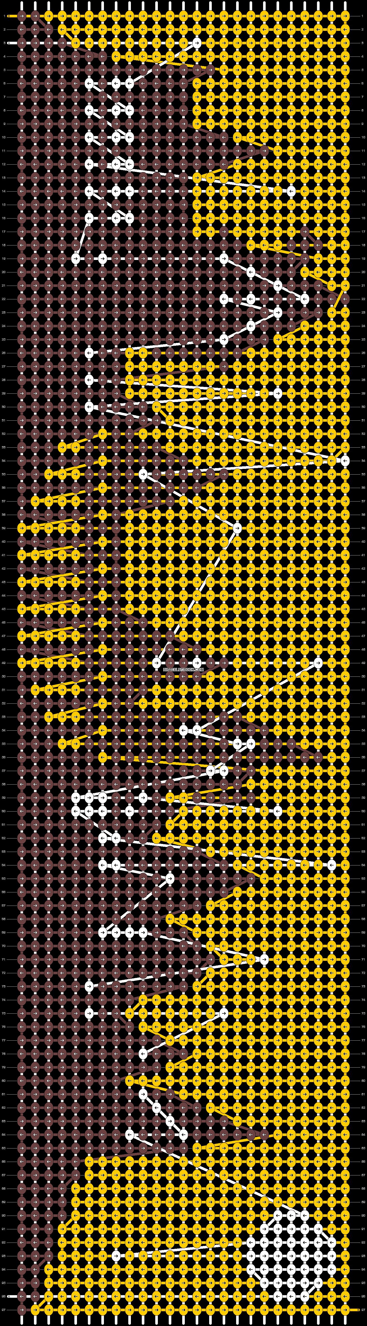 Alpha pattern #29926 variation #19122 pattern