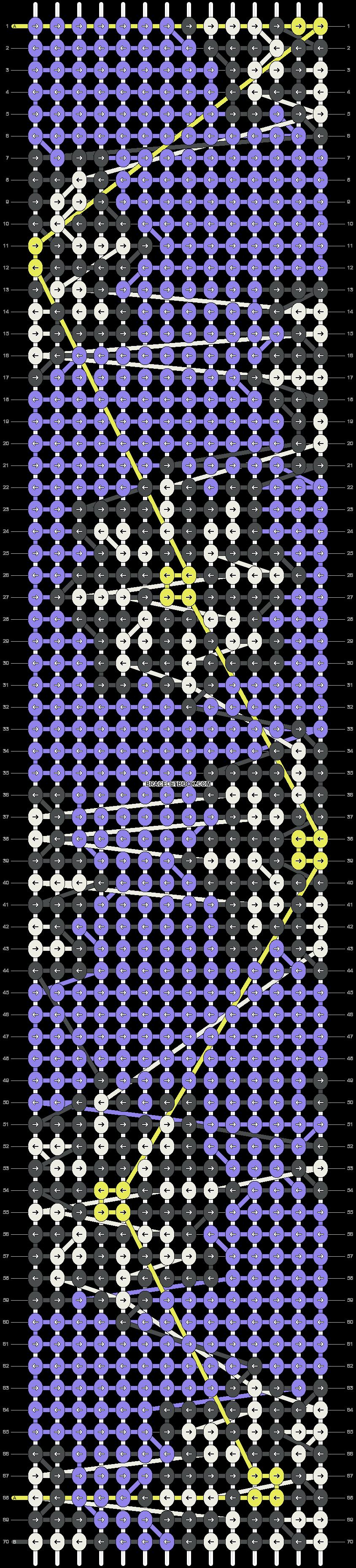 Alpha pattern #15063 variation #19129 pattern