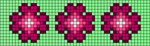 Alpha pattern #30734 variation #19212