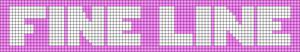 Alpha pattern #29780 variation #19263