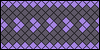 Normal pattern #8892 variation #19322
