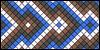 Normal pattern #9936 variation #19367