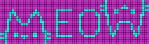 Alpha pattern #22906 variation #19394