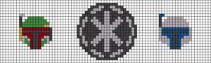 Alpha pattern #18834 variation #19404