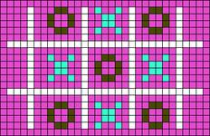 Alpha pattern #29799 variation #19509