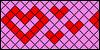 Normal pattern #7437 variation #19609