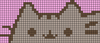 Alpha pattern #13127 variation #19623