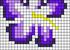 Alpha pattern #6601 variation #19795