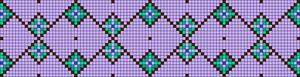 Alpha pattern #18019 variation #19869