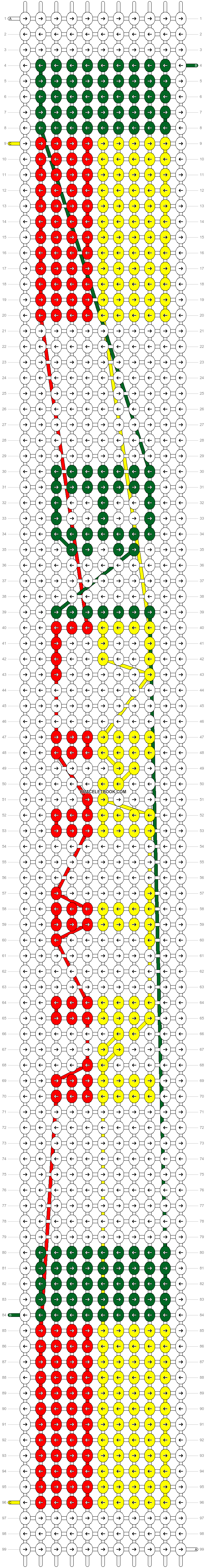 Alpha pattern #30937 variation #19910 pattern