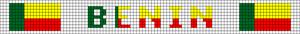 Alpha pattern #30937 variation #19910