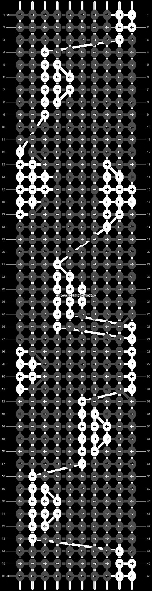 Alpha pattern #31115 variation #19994 pattern