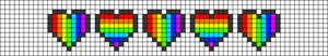 Alpha pattern #31099 variation #20063