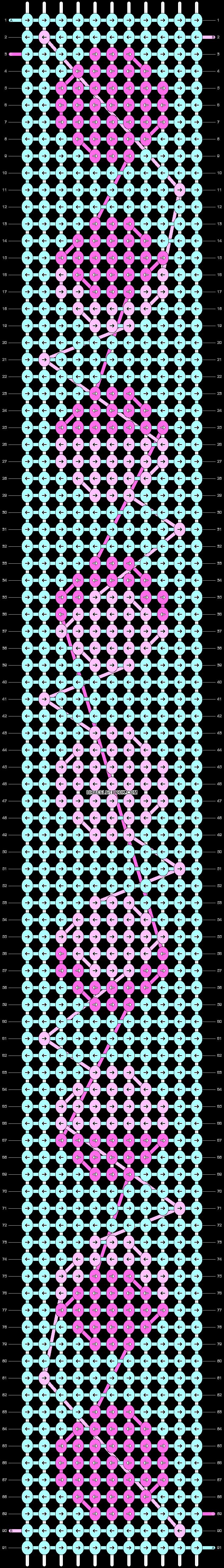 Alpha pattern #26521 variation #20077 pattern