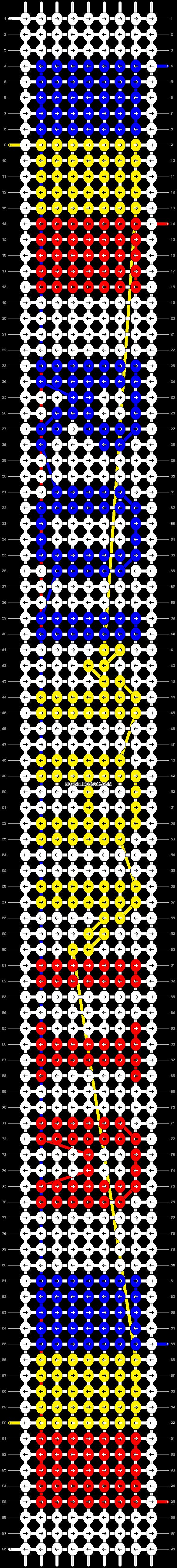 Alpha pattern #31152 variation #20084 pattern
