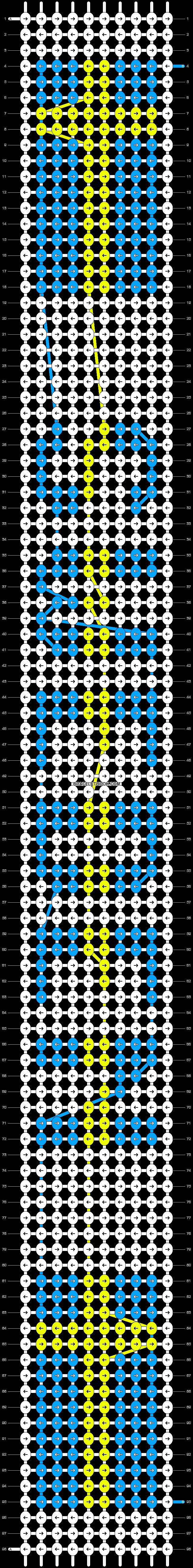 Alpha pattern #31155 variation #20085 pattern