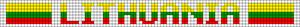 Alpha pattern #31158 variation #20086