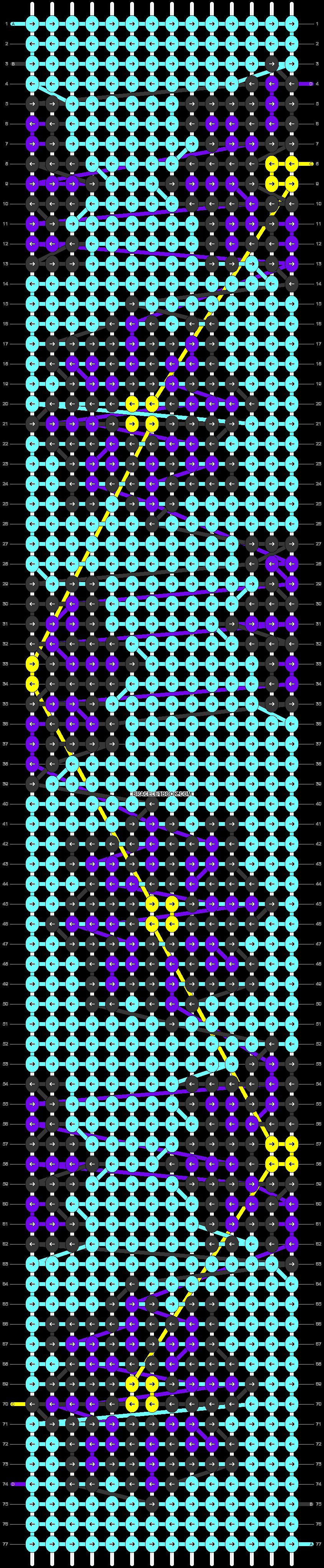 Alpha pattern #20561 variation #20090 pattern